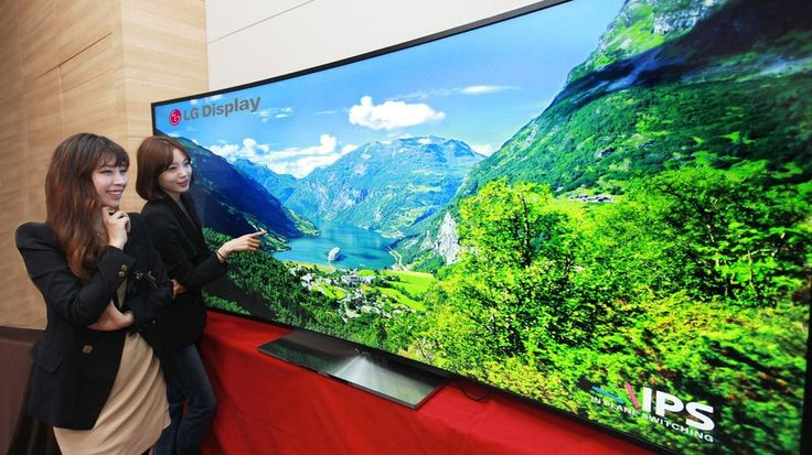 LG will unveil a 105-inch curved display with more than 11 million pixels and a 21:9 aspect ratio at CES 2014. Surprisingly, it