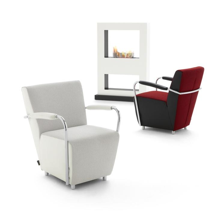 Joy fauteuil novastyl novastyl pinterest retro for Modele de fauteuil en palette