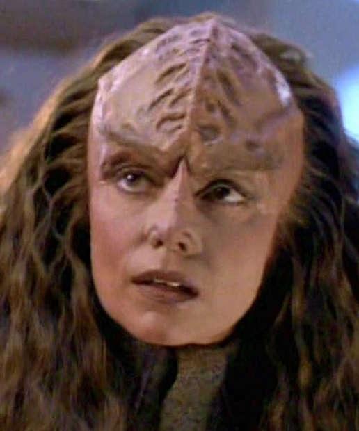 11 Best Klingon Women Images On Pinterest