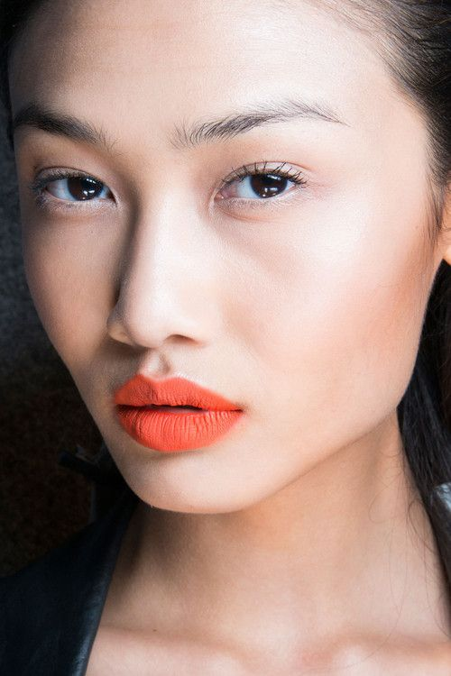 how to make orange lipstick at home