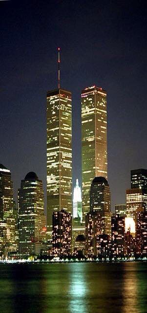 11-9-2001 never forget  © From New York Facebook