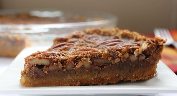 Low Carb Pecan Pie - Kitchen.net