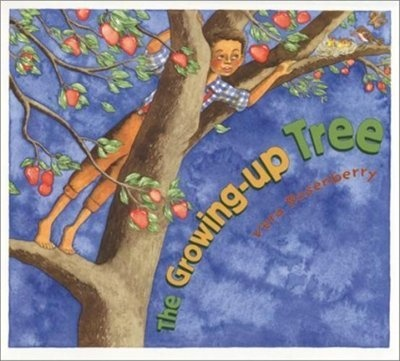 The Growing-Up Tree - How does the past connect to the present in this story? What changes over time?