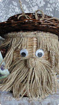 Поделка изделие Пост Плетение Для дома на удачу и на счастье Трубочки бумажные фото 1