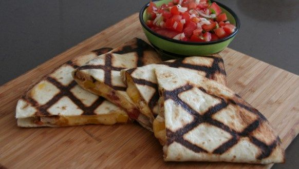 Kip quesadillas