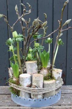 Nog ergens een boomstammetje of een schijfje liggen? 10 super leuke doe-het-zelf ideetjes met hout! - Zelfmaak ideetjes