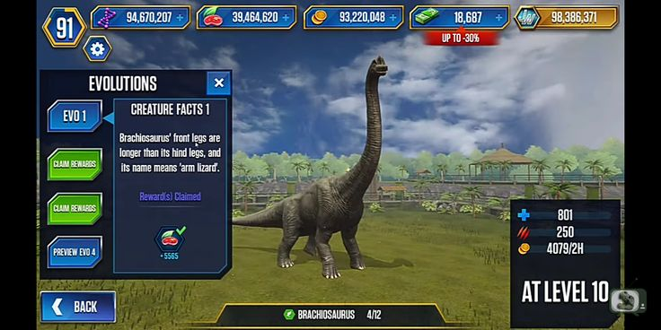 brachiosaurus  jurassic park wiki  fandom