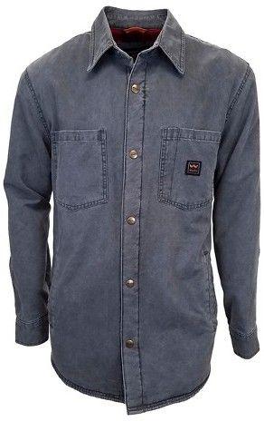 Walls® Vintage Duck Shirt Jacket Big & Tall