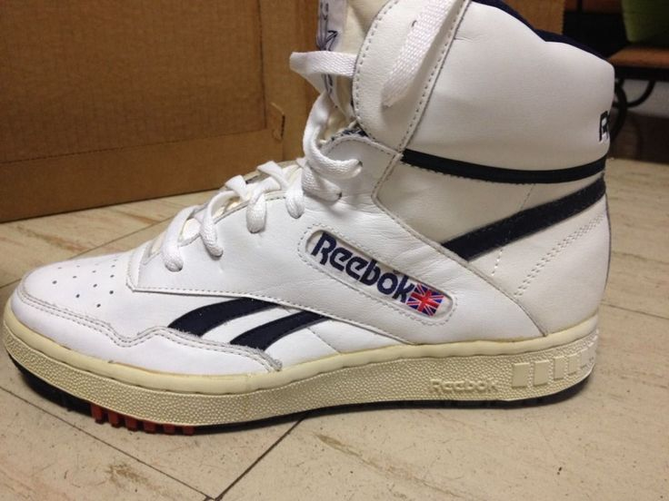 reebok bb4600 vintage new basketball shoes hightops hi