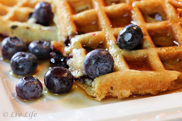 DIY Homemade Waffle Mix - aka Hotel Waffles (mix works for pancakes too!)