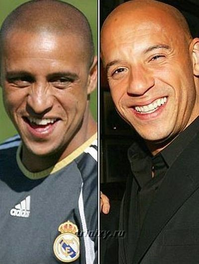 Diesel and His Twin Brother Paul Vincent | vin diesel and paul vincent