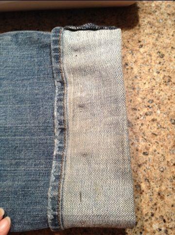 Alteration: My new favorite way to keep original hem on ...