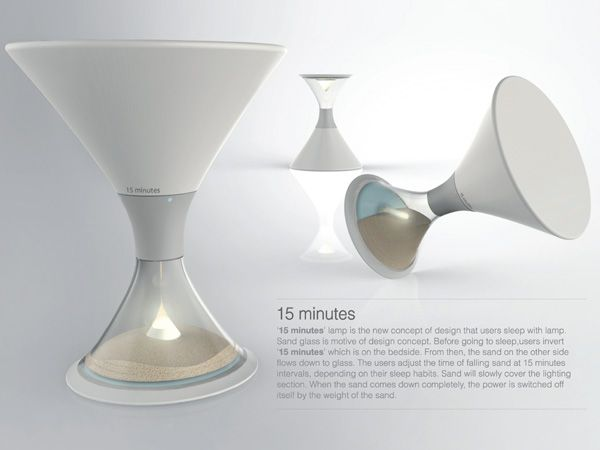 Creative 15 Minutes Lamp