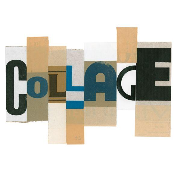 Collage of collage | Alan Fletcher