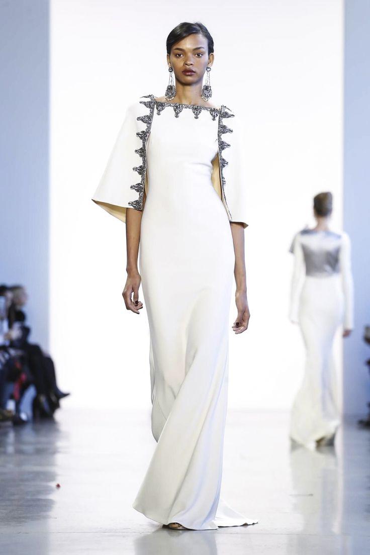 Badgley Mischka Ready to Wear Fall Winter 2018 New York                                           #BadgleyMischka #NFW #newyorkfashionweek #readytowear #runway #fashion