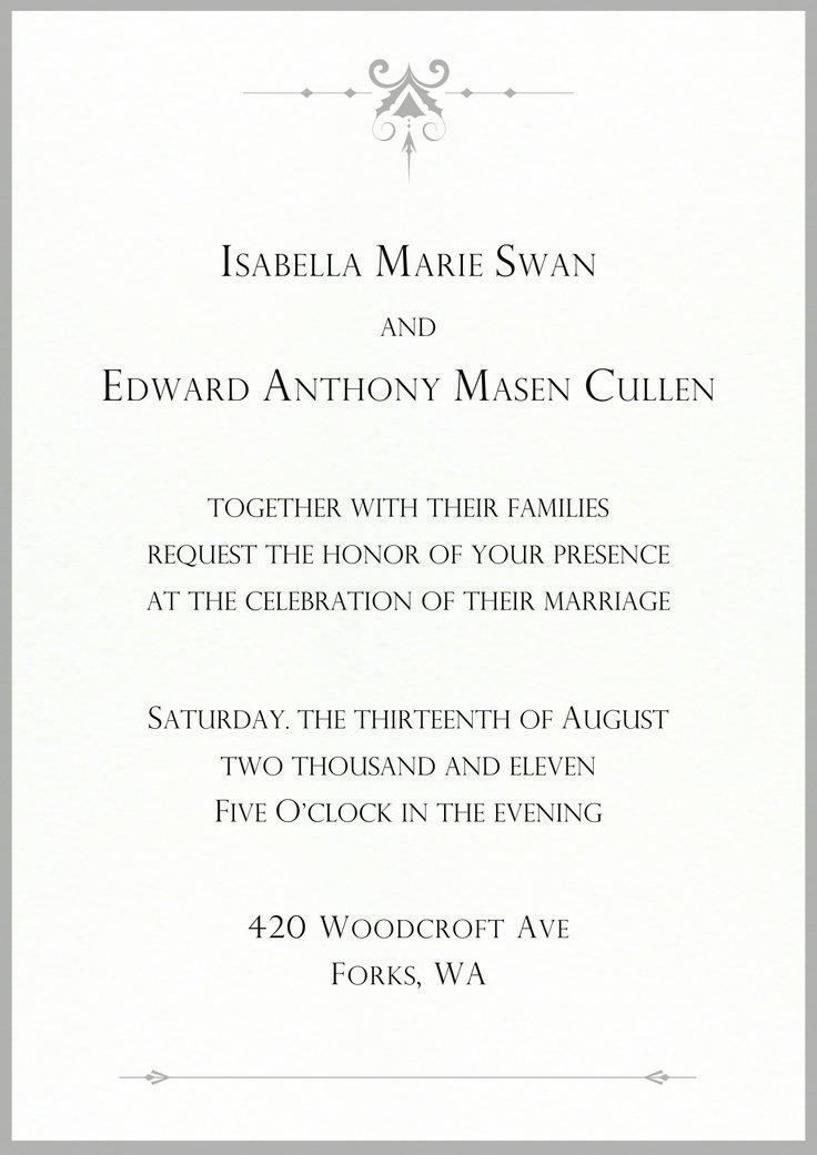 Twilight wedding invitation template 28 images sunset wedding twilight stopboris Choice Image