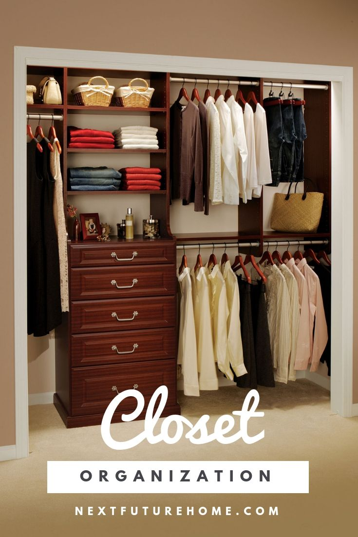 Diy Closet Organizing Systems Sometimes Are Expensive Save Money Time And Stress With These Quick Easy Organizers