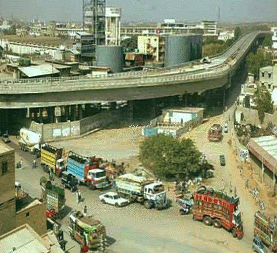 Bridgeview Apartments: Quaidabad Bridge, Karachi. (www.paktive.com/Quaidabad