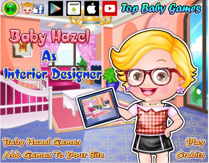 Choose the most stylish costumes and accessories to get her ready for an exciting new profession, interior designer http://www.topbabygames.com/baby-hazel-as-interior-designer.html