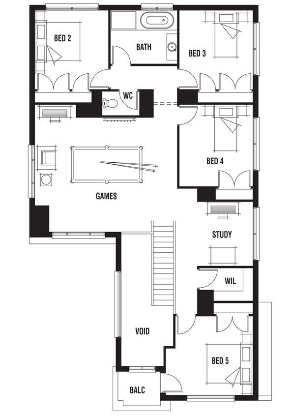 House design marbella porter davis homes house plans for Porter davis home designs