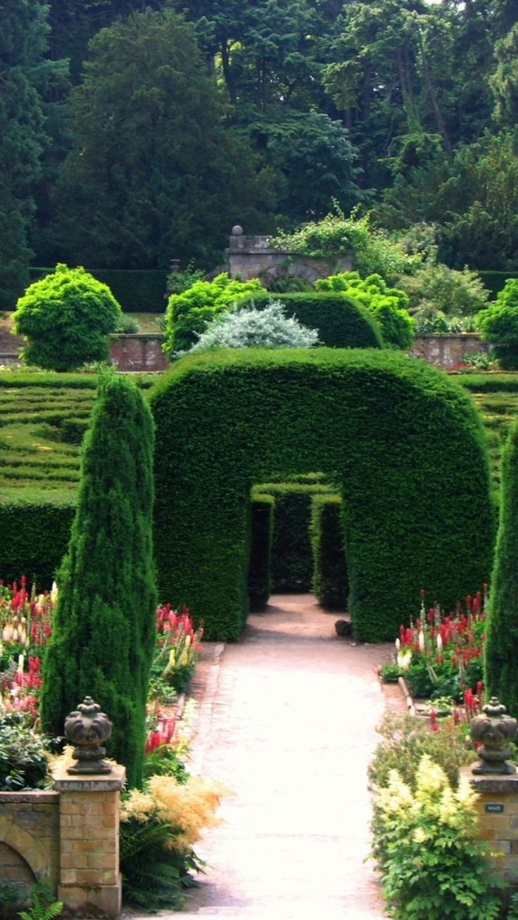 325 Best Images About Amazing Mazes Topiaries And Hedges
