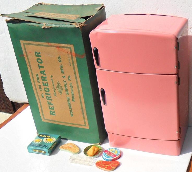 Dream Kitchen Toy Refrigerator: 1000+ Images About Speelgoed Koelkastjes - Toy Refrigerator On Pinterest