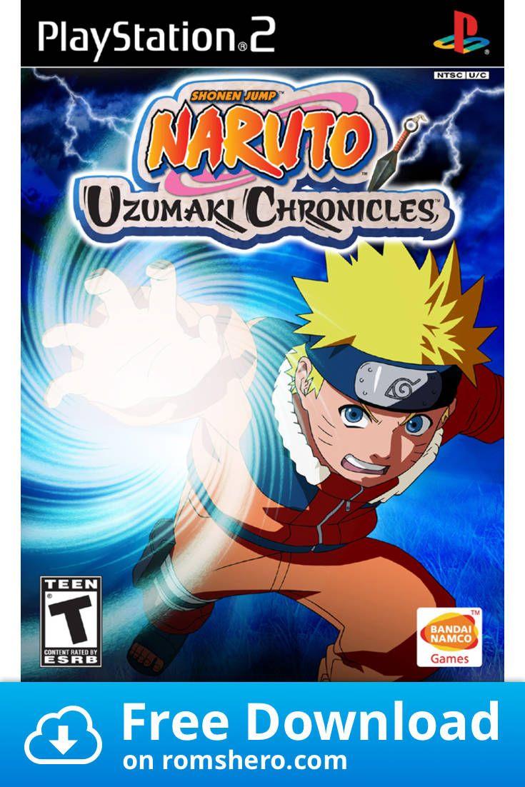 Download Naruto Uzumaki Chronicles Playstation 2 (PS2