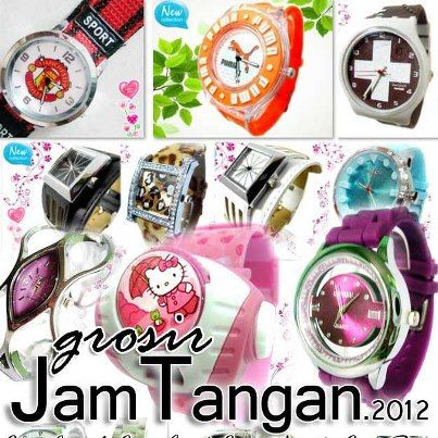 Grosir Jam Fashion Trendy #Jam #Jam Pria #Jam Wanita #Jam Tangan #Handwatch #korea #Fashion #OnlineShop #Jual Aksesoris Rambut Murah #tokoaksesorisku.com website: www.tokoaksesorisku.com Hp. 082344151501