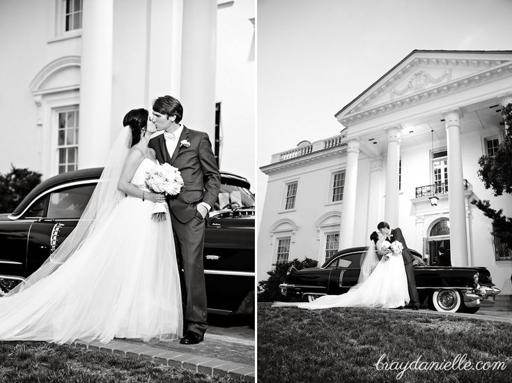 Laura Johnathons Wedding At St Josephs Cathedral Old Governors Mansion In Baton Rouge LA