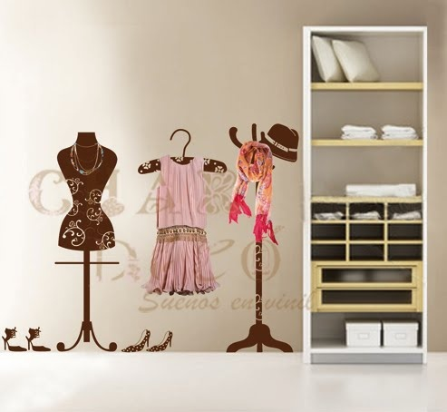 78 best images about sharo on pinterest display cabinets mexico and custom buttons - Perchero maniqui ...
