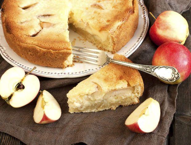 Moelleux pommes cannelle Découvrez la recette du moelleux pommes cannelle.