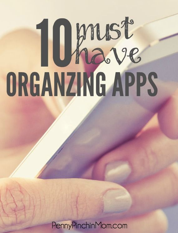When it comes to being organized there are many tools and apps available. We cut through them all and share the Top 10 MUST HAVE organizing apps!
