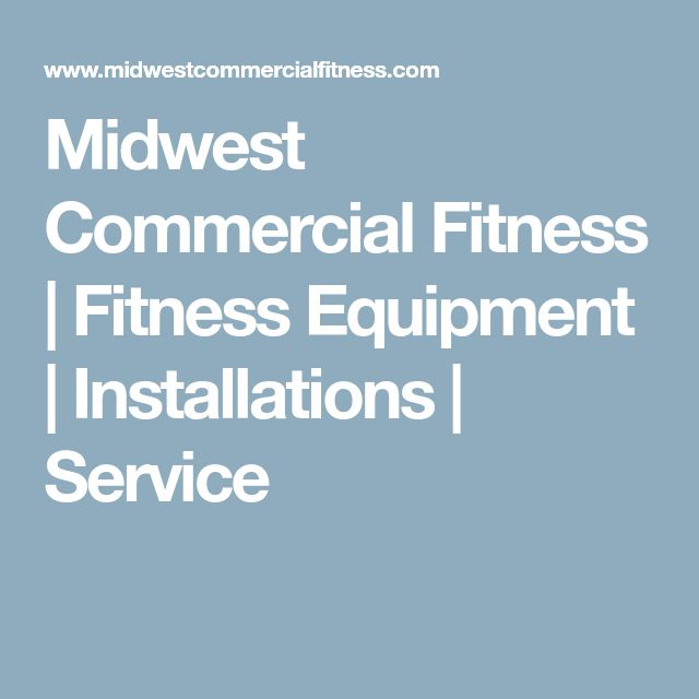 Midwest Commercial Fitness | Fitness Equipment | Installations | Service