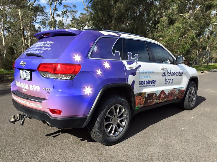 Vehicle signage doesn't damage your car when removed – in fact, it actually protects your car's painted surface!   #Signage #VehicleSignage http://www.jcsignwriters.net.au/
