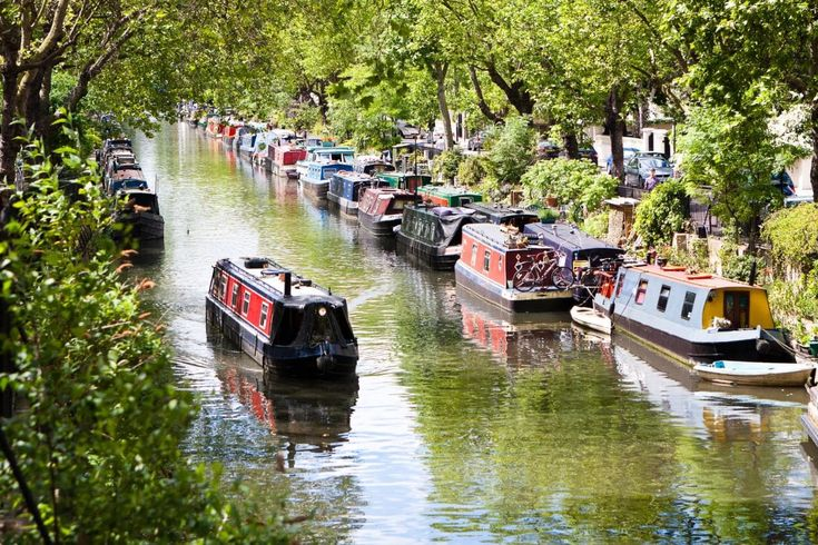 Little Venice: Is this the most beautiful walk in London?