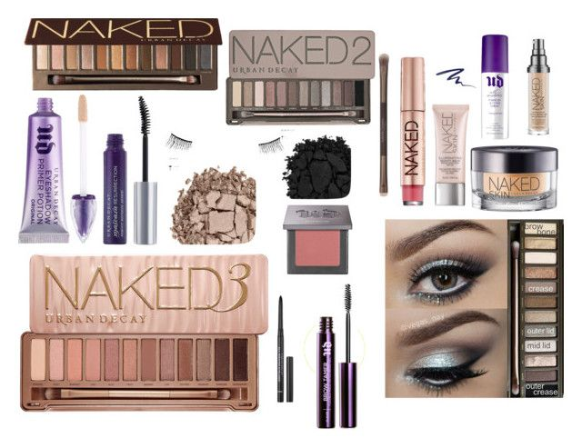 """""""Urban Decay Make-up Products"""" by ritty18 on Polyvore featuring beauty and Urban Decay"""