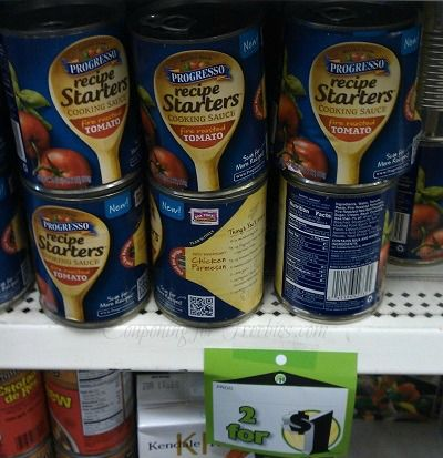 FREE Progresso Recipe Starters With Printable Coupon! - http://couponingforfreebies.com/free-progresso-recipe-starters-printable-coupon/