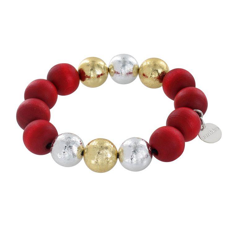 Aarikka jewellery: Revontuli bracelets