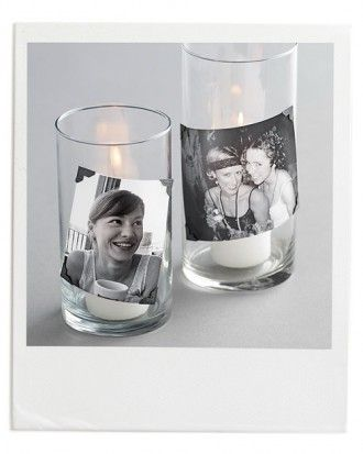 """See the """"Photo Candles"""" in our Picture-Perfect Birthday Party  gallery"""