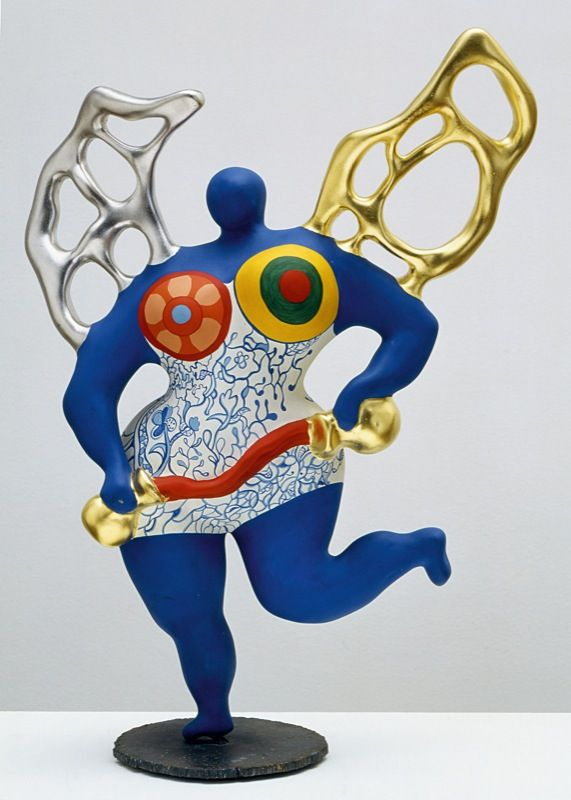 Niki De Saint Phalle. Fantasy Garden. Essl Museum, Klosterneuburg.  I saw a sculpture very similar to this in the lobby of an Art Deco Hotel in Puerto Rico.  Many wonderful bronze sculptures all over San Juan and surrounding areas. Fabulous place to visit.