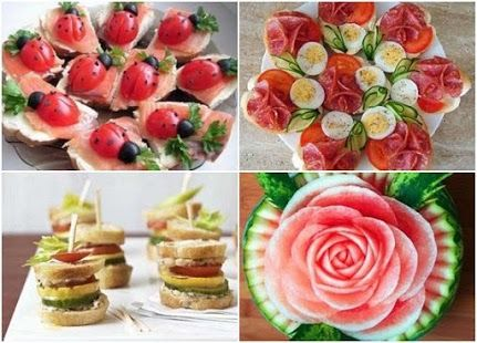 DIY Food Decorating Ideas Android Apps On Google Play Food