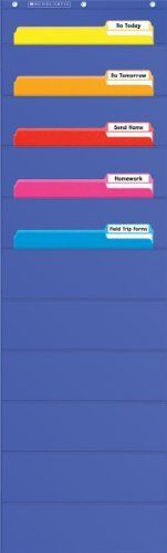 File Organizer Pocket Chart by Scholastic Inc., http://www.amazon.co.uk/dp/0545114780/ref=cm_sw_r_pi_dp_nIQ3tb1P9HVMF