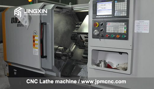 CNC-lathe-machine