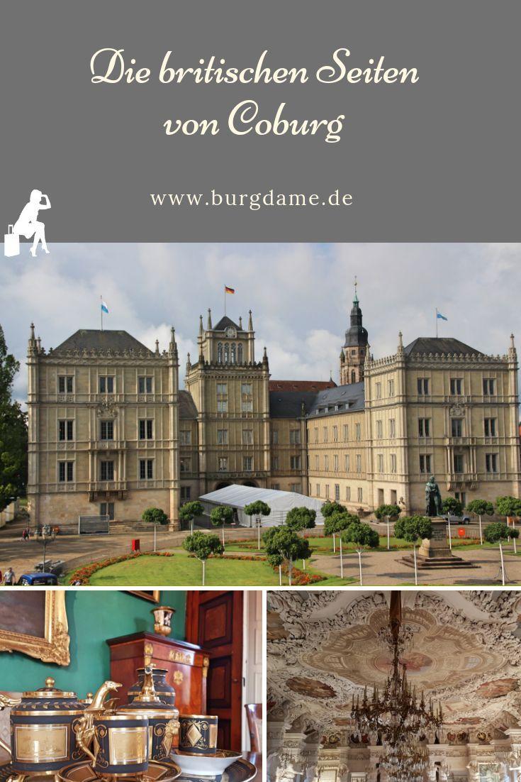 Queen Victoria Und Prinz Albert In Coburg Schlosser In Coburg Prinz Albert Urlaub In Deutschland Urlaub In Europa