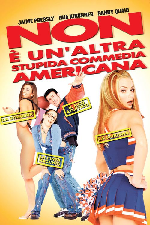 Watch Not Another Teen Movie (2001) Full Movie Online Free