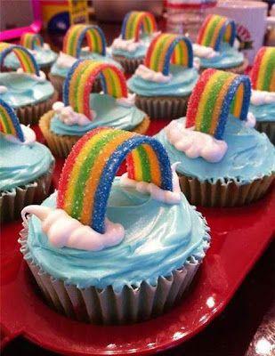 Cupcake Dekorationsideen für jeden Anlass