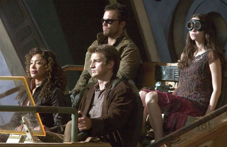 firefly serenity cast | Some more promo and behind-the-scenes pictures: