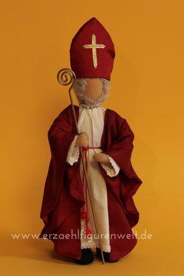 Biblische Erzählfigur - Heiliger Bischof Nikolaus von Myra