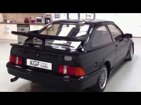 Nice Ford: The Definitive Ford Sierra RS500 Cosworth With Just One Owner And 44,190 Miles. ...  Ford RS Cars Check more at http://24car.top/2017/2017/07/27/ford-the-definitive-ford-sierra-rs500-cosworth-with-just-one-owner-and-44190-miles-ford-rs-cars/