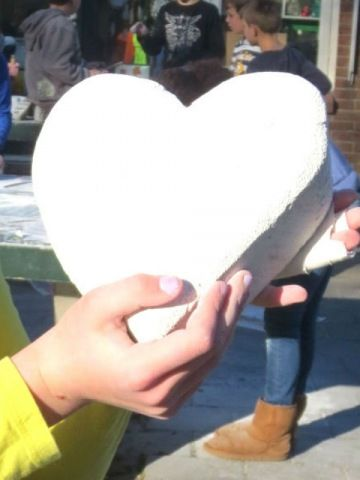 hart van gasbeton